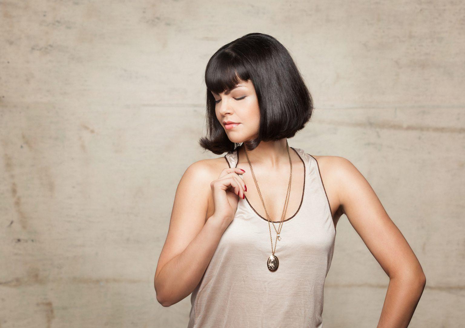 Fashion Sedcard Portrait Fotoshooting Fotostudio Berlin