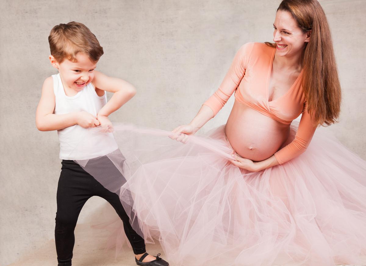 Schwangerschaft Babybauch Fotoshooting Fotostudio Berlin