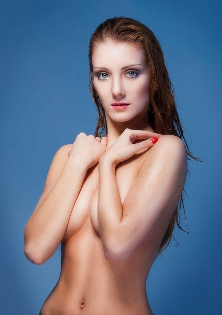 Akt Erotik Teilakt Nude Fotoshooting Fotostudio Berlin
