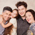 Familienfotoshooting Fotostudio Berlin