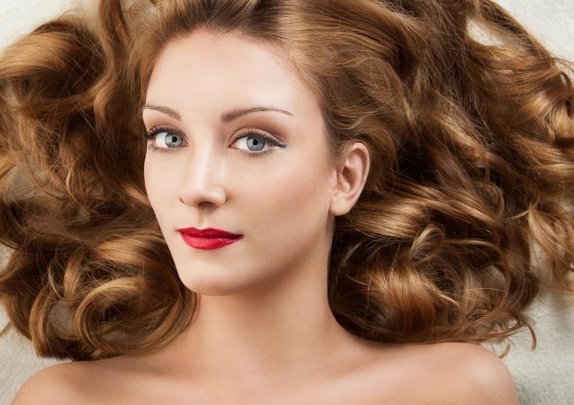 Sedcard Fashion Beauty Portrait Fotoshooting Fotostudio Berlin